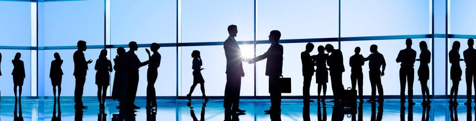 פגישה אישית רבעונית באתר הלקוח